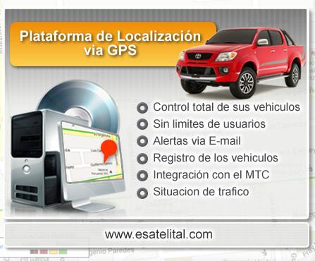 Venta de Software GPS